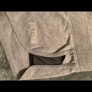 Victoria's Secret Shorts - Victoria's Secret Sport grey shorts